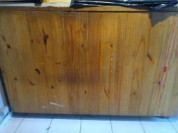 Vendo 3 balcões em madeira