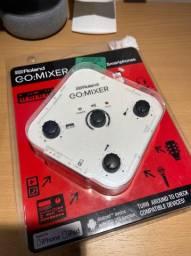Roland Go Mixer Placa de Audio