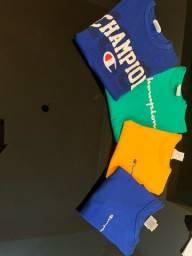 Camiseta marca champion tamanho p