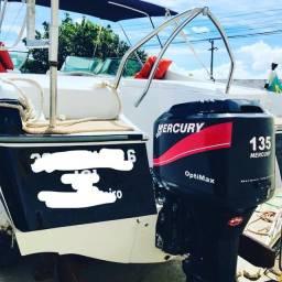 Motor Mercury Optimax 135