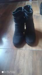 Vendo botas e saltos
