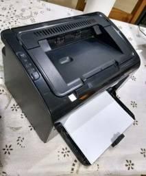 Impressora laserjet P1102w