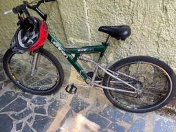 Título do anúncio: Vendo bicicleta em perfeito estado