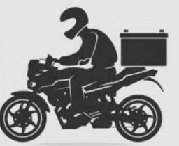 Sou motoboy e estou disponível