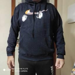 Blusa Moletom Canguru Nike