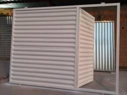 Portão galvanizado excelente disponível