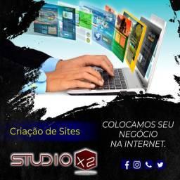 Criação de Sites - StudioX2