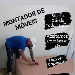 Título do anúncio: MONTO DESMONTO MONTO E DESMONTO MÓVEIS