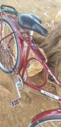 Bicicleta monark ano 86 relíquia.