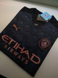 Camisa Manchester City **SUPER PROMOÇÃO LIMPA ESTOQUE**