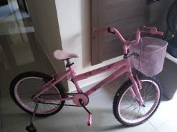 Bicicleta Barbie Princesas