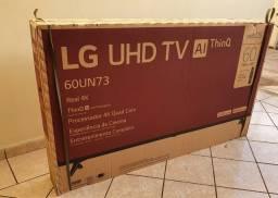 TV LG 60 UHD NOVA LACRADA