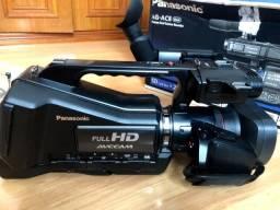 Título do anúncio: Filmadora Profissional Panasonic Ag-ac8 - nova
