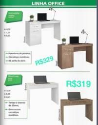 Título do anúncio: Mesa de trabalho, por R$319