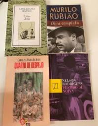 Livros para uepg