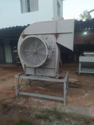 Exaustor . ventilador centrifigo motor de 20 CV