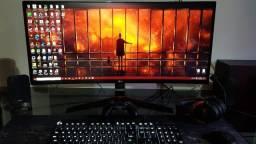 Monitor Gamer LG 34'' 144hz UltraWide IPS