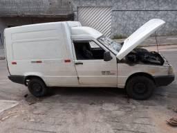 Fiat Fiorino 2001 GNV 22m3