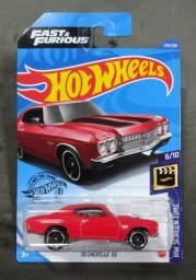 Hot Wheels 70 Chevelle SS Fast & Furious - GHC78