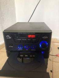 Dvd Mini system Audio Amplificador Multilaser SP141