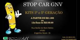 KIT GNV 3 E 5 GERAÇÃO
