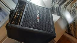 Amplificador Cubo de Baixo Borne 30W Impact Bass CB 80 Ótimo Estado