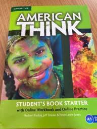 Livro - American Think