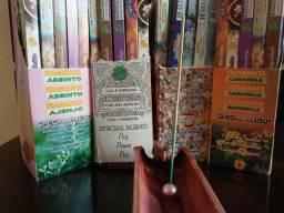 Promoção leve 3 pague 2 incensos indiano special blend
