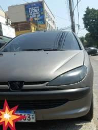 Peugeot 206 1.6 8V Soleil 85.000KM 2001