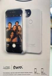 Título do anúncio: Capas/Smarthone c/iluminação