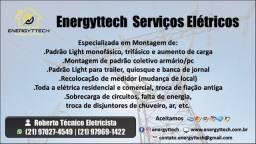 Problemas na Parte elétrica ? Eletricista p/ Residencial   Predial   Comercial