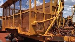 Transbordo canavieiro 10 Ton usicamp e sermag