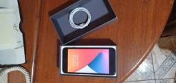 iPhone 8 Plus 64gb na caixa completo