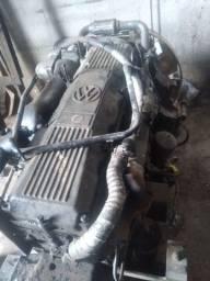 Motor vw  mwm 25370