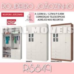 Guarda roupa Joãozinho guarda roupa Joãozinho promoção limitada entrego e monto oqiw