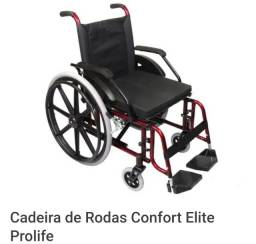 Título do anúncio: Cadeira de Rodas Confort Elite
