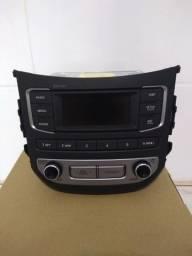 Som Rádio Hyundai Hb20 2016 A 2018 Ref:.961501S500Ra5<br><br>