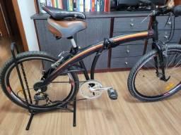 Bicicleta Dobrável  Tito Go - Aro 26