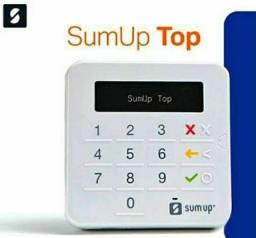 Maquininha Sumup Top só R$ 30,00