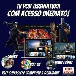 Tv por assinatura R$ 35 reais