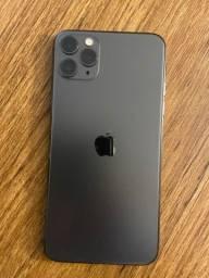 Título do anúncio: iPhone 11 Pro Max 64GB Space Gray