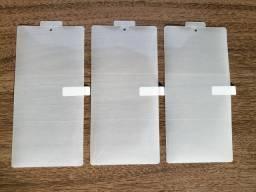 Película Hydrogel Samsung Galaxy Note 10 Plus - 3 Unidades