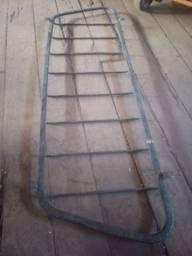 Grade vidro traseiro Fiat Fiorino 92 pickup original