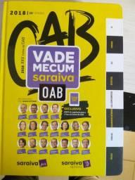 Vade Mecum 2018 saraiva OAB