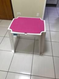 Título do anúncio: Conjunto  de mesa infantil