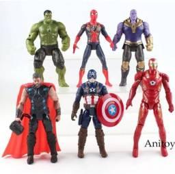 Action figures / bonecos vingadores/Marvel