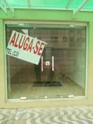 Título do anúncio: Loja para alugar, 30 m² por R$ 2.600/mês - Canto do Forte - Praia Grande/SP