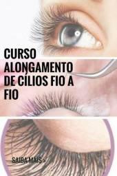 Curso Completo de Extensão de Cílios By Drica Santos