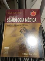 Livro de Semiologia Médica