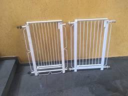 Portão segurança